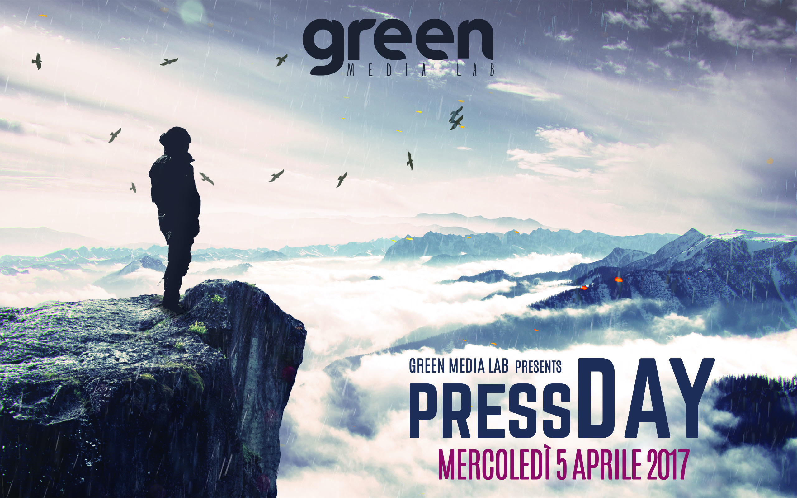 Nuova edizione del Press Day di Green Media Lab