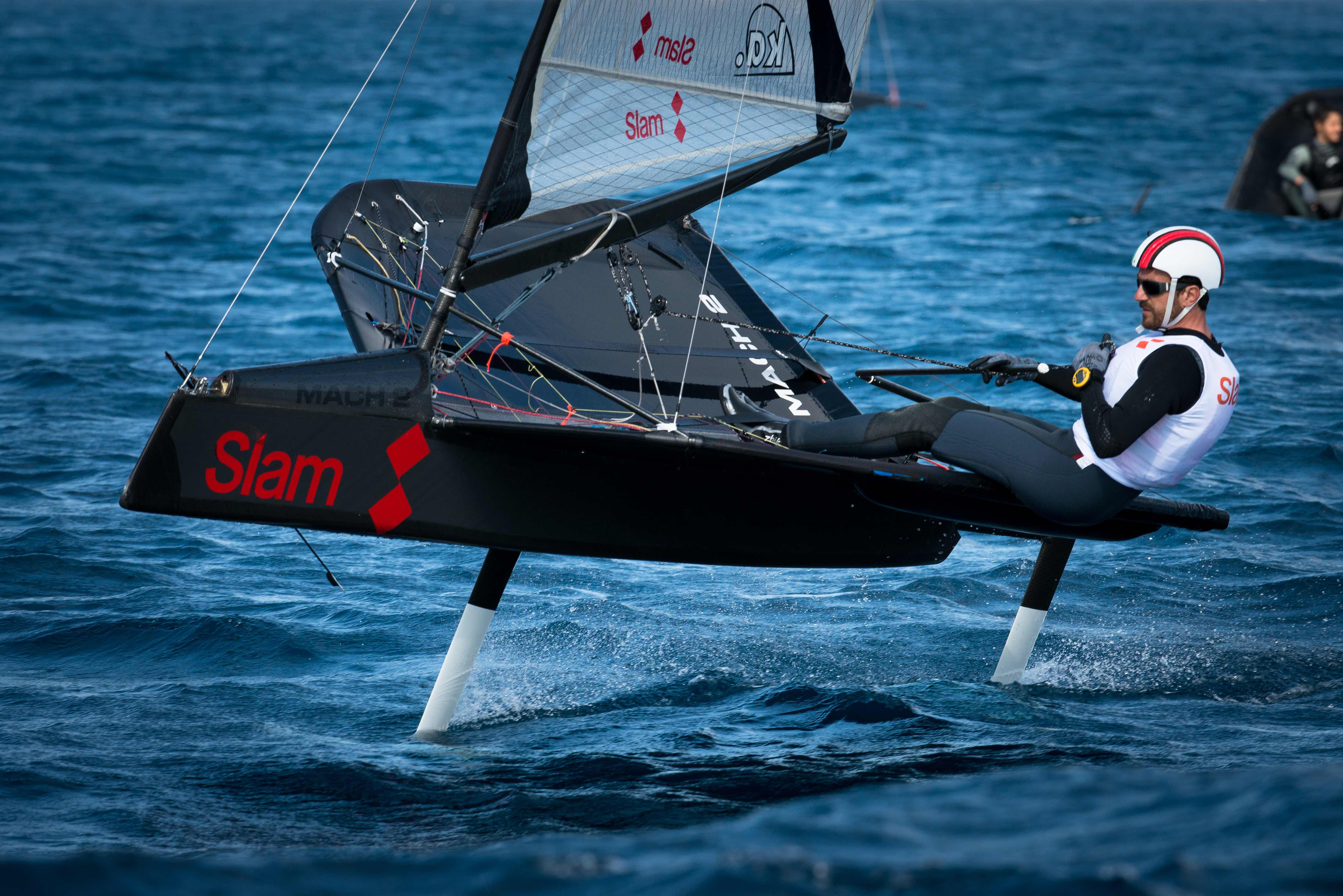 Slam è sponsor tecnico di The Foiling Week Global Tour 2017