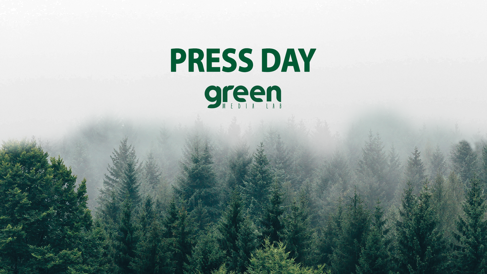 Press Day di Green Media Lab 2018