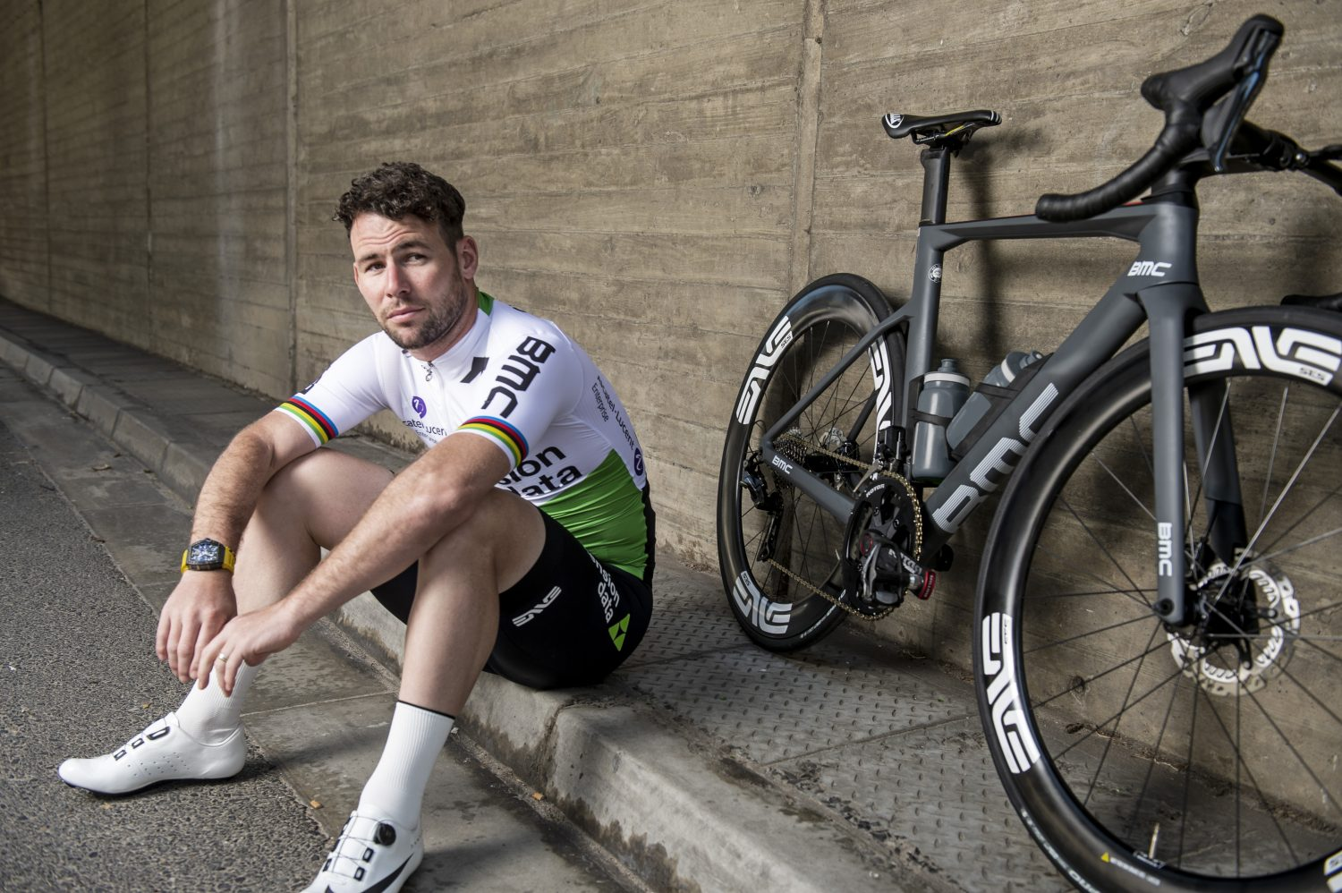 Selle Italia e Team Dimension Data
