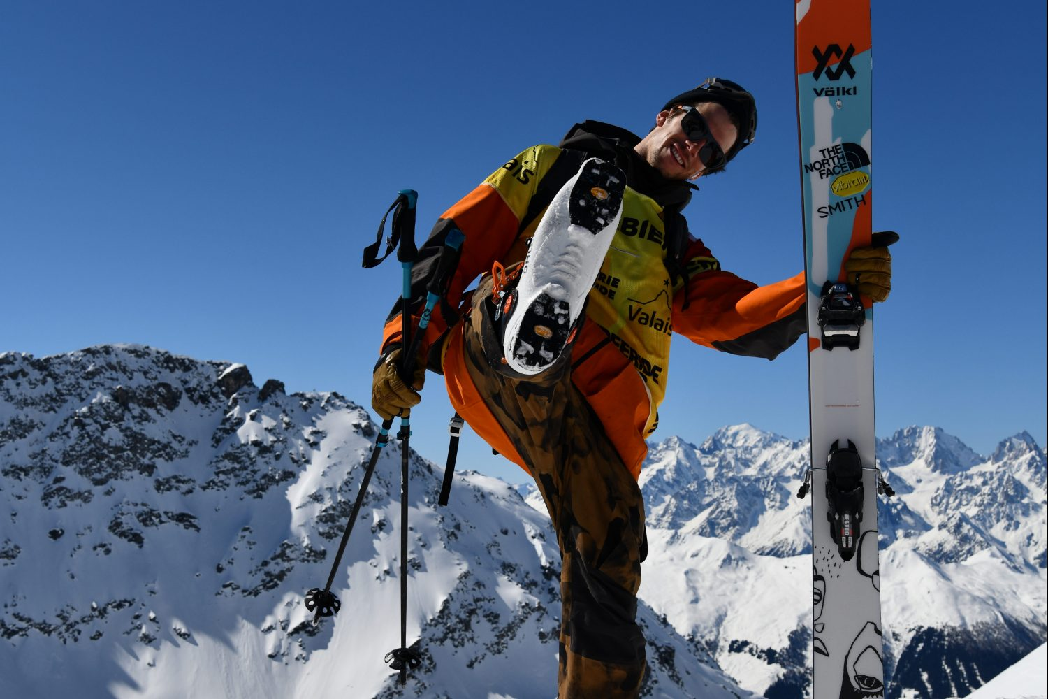 Markus Eder Freeride World Tour 2019