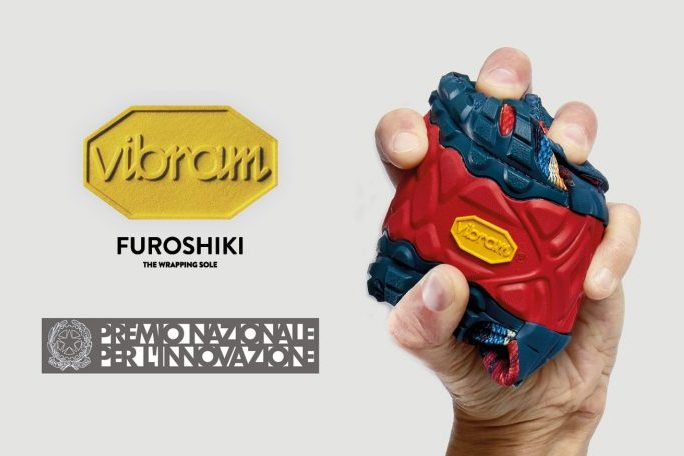 Vibram Furoshiki The Wrapping Sole Premio dei Premi
