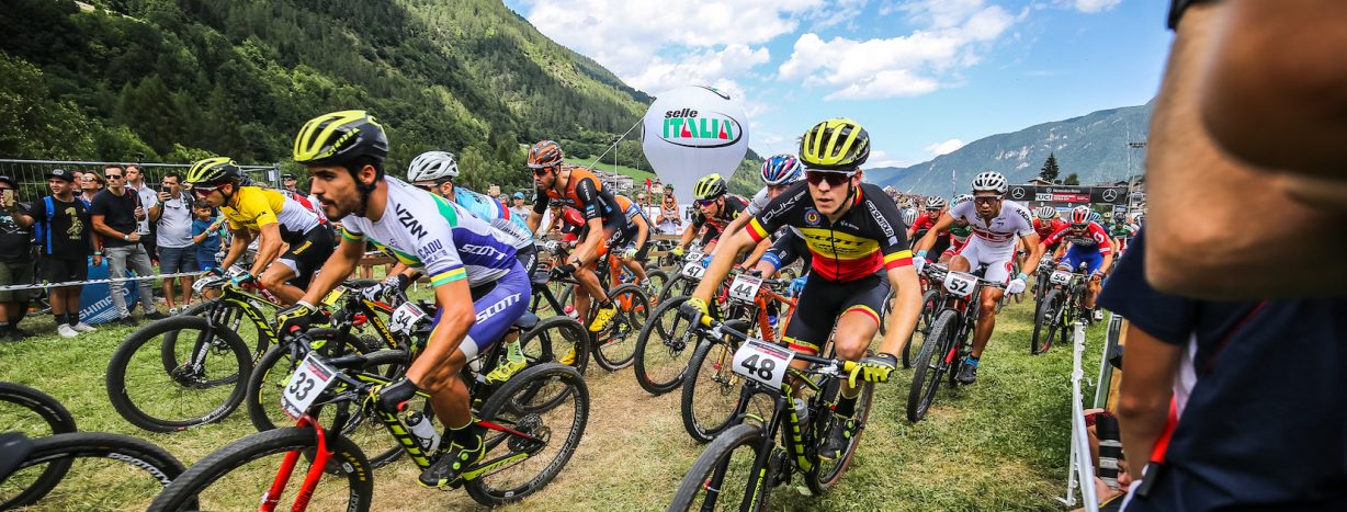 Selle Italia alla UCI Mountain Bike World Cup